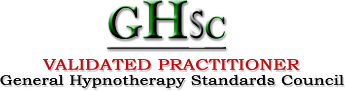 ghsc, general hypnotherapy standards council logo